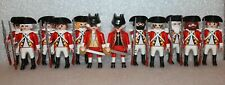 Playmobil Red Coats 12 Piece Guard Soldiers Briten Navy Pirates XX1