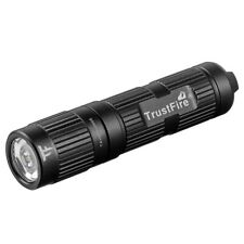 Trustfire Mini3 Edc Pocket Flashlight Waterproof Led Torch Use 10440/Aaa B S7T8