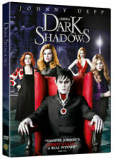Dark Shadows DVD (2012) NEW