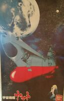 BANDAI 0045594 Space Battleship Yamato Model Kit Star Blazers VINTAGE Toy Japan