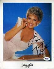 Tammy Wynette PSA DNA Coa Hand Signed 8x10 Photo Autograph