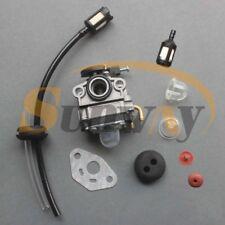 Carburateur Kit Tuyau d'essence pour Honda Moteur de 4 cycle GX31 GX22 FG100