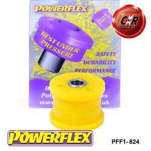 PFF1-824 Powerflex For Alfa Romeo 164 V6 & TSpark 87-98 Up Right Engine Mnt Bush