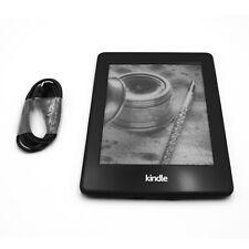 "Amazon Kindle Paperwhite 3G 2GB 6"" Touch Screen E-Reader | B00OQWXMNU | Black"