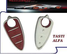 TASTI GOMMINO TELECOMANDO CHIAVE ALFA Romeo 159 Mito Giulietta