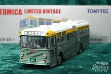 [TOMICA LIMITED VINTAGE LV-23e 1/64] HINO RB10 TYPE BUS FUJI EXPRESS BUS (Green)
