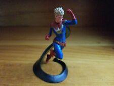 Captain Marvel Carol Danvers Mini PVC Figure (Disney) Avengers Toy Figurine