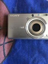 Sony Cybershot DSC-S730, 7.2 MP Digital Camera