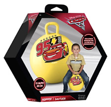 Hedstrom Cars 3 Hopper Ball, Hop ball for kids Birthdays Gift Boys or Girls