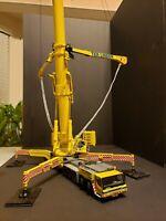 NZG Liebherr LTM11200-9.1 Ter Linden Mobile Crane 1/50 scale Diecast & Orig. Box