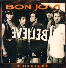 "Bon Jovi(7"" Vinyl P/S)I Believe-Mercury-JOV 12-UK-1993-VG/Ex"