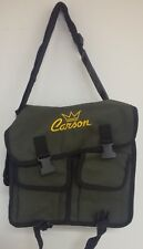 A0906 BORSA CARSON MF-CAR2905 CARPFISHING SPINNING BOLOGNESE MULTITASCHE FEEDER