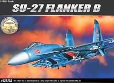 Academy Military 1/48 Plastic Model Kit  Sukhoi Su 27 Flanker 12270 NIB