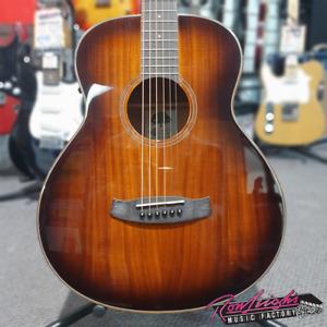 Tanglewood Winterleaf Koa Body Mini Acoustic Electric Guitar - R.R.P $799