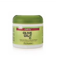 ORS (Organic Root Stimulator) Olive Oil Hair Creme 227g/8oz * uk *