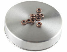 -008 o-ring 10 pack | hardness 70 | brown color coded oring by Flasc Paintball