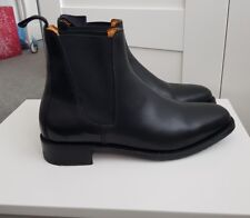 LUDWIG REITER chelsea BOOTS size 5 38 BLACK 760€