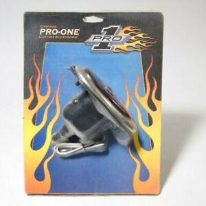 Pro-One Performance 400769 Teardrop Taillight with Blue Dot Lens DS-272144