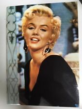 80s large Postcard - Marilyn Monroe 1954 No Business Like Show Business (P)