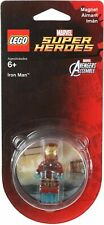 LEGO  Iron Man Magnet  BRAND NEW Sealed + FREE US Shipping