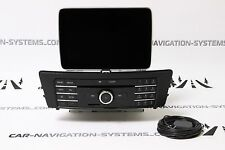 Mercedes Comand Online NTG 5.1 GLE Class W166 navigation system anti-theft free