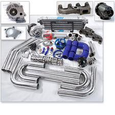 T04E T3 T3/T4 Turbo Kit Cast Turbo Manifold For 95-02 Cavalier Sunfire 2.2L DOHC