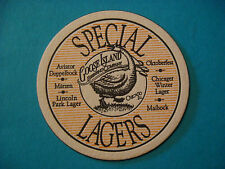 Beer Bar Coaster ~ Goose Island Brewing Co Special Lagers - Chicago, IL Brewery