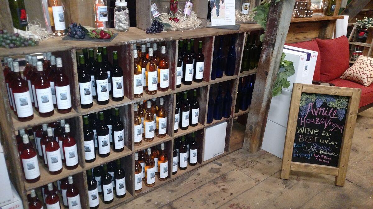 Averill House Vineyard