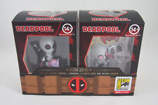 SDCC 2018 Mini Egg Attack DEADPOOL X-FORCE 2-Pack, MEA-004 Beast Kingdom Marvel
