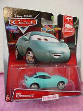 2015 Cars Pixar ✿ Kori Turbowitz ✿ L Azul ✿ 1/8 Lost And Found ✿ 1/55 de Metal ✿