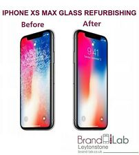 IPHONE XS MAX BROKEN FRONT & BACK GLASS REPLACEMENT REPAIR SERVICE