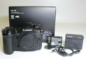 Panasonic LUMIX G9 Mirrorless Digital Camera - Black (Body Only)