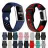 Replacement Silicone Watch Band Strap Wristband For Fitbit Charge 4/Charge 3 SE