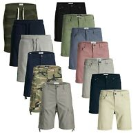Mens Jack & Jones Summer Sweater Jogger Chino Shorts Regular Fit S M L XL 2XL