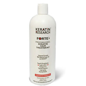 Extra Strength Keratin FORTE  treatment 1000 ml made USA Complex Brazilian