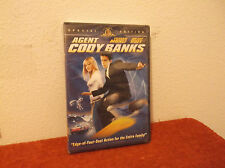 Agent Cody Banks (DVD, 2003, Special Edition Widescreen  Full Frame)