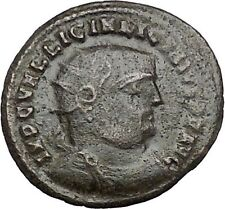 Licinius I Constantine The Great enemy 321AD Ancient Roman Coin Jupiter  i50777