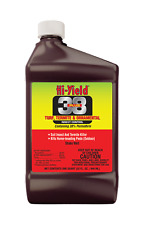 Hi-Yield 38 Plus permethrin Insecticide Kills Termites Boxelder Bugs Ants 32 oz