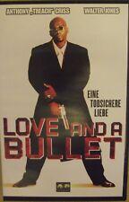 LOVE  &  A   BULLET  * FSK = ab 18  Jahren freigegeben * UNCUT - Originalversion