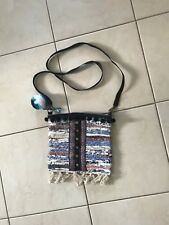 boho handbag handmade one of a kind