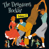 The Drugstore's Rockin' Vol. 2 by Various Artists (CD, Apr-2002, Bear Family...