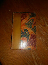 """L'Arlesienne"" by Alphonse Daudet. Very rare hardcover ed of play 1885 1st thus"