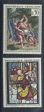 France N° 1376/77** (MNH) 1963 - Œuvres d'art