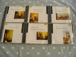The Essential Classics Collection 6 CDs 1991 Deutsche Grammopnon