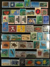 Lot of Ryukyu Is. Old Stamps MNH