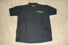Dream Theater Dramatic Turn of Events Concert Work Shirt Rare OOP XL Mangini