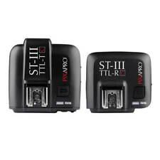 PRO ST-III X1T C 2.4GHz Radio TTL HSS Flash Wireless Trigger Set (for Canon)