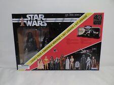 """Nuevo Sellado Darth Vader Star Wars 40TH Anniversary paquete heredado figura de 6"""" pulgadas"""