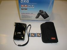 Dxg-569V High Def Camera W/2 4Gb Sd Cards - Excellent Condition : Pre-Owned!