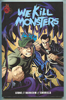 We Kill Monsters 1 TPB Red 5 Comics 2010 NM 1 2 3 4 5 6